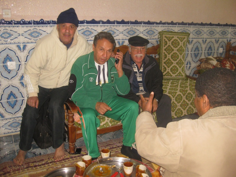 une visite des anciens de ASDellys a Madjouri ancien joueur de ASDellys Img_1315