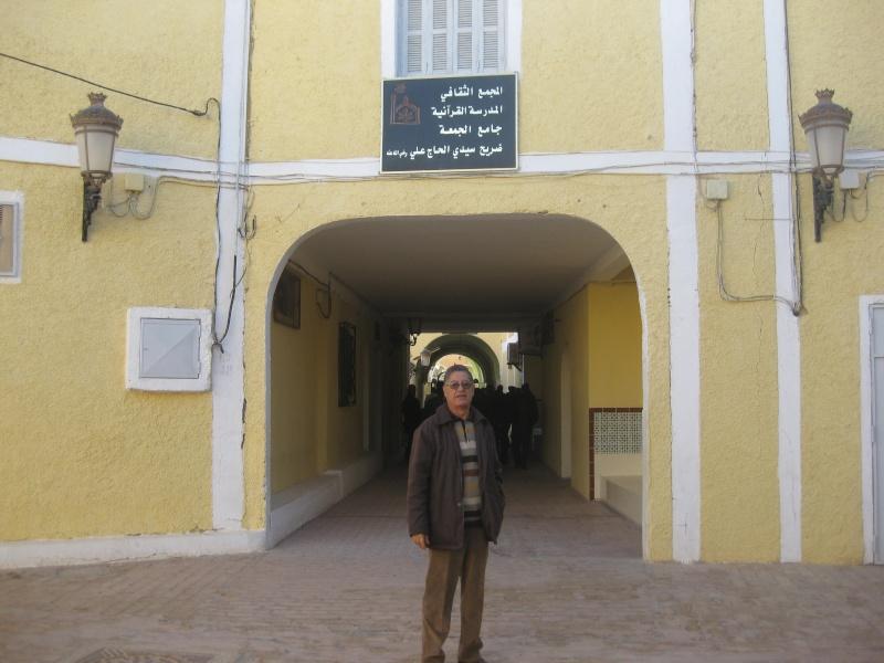 une visite des anciens de ASDellys a Madjouri ancien joueur de ASDellys Img_1316