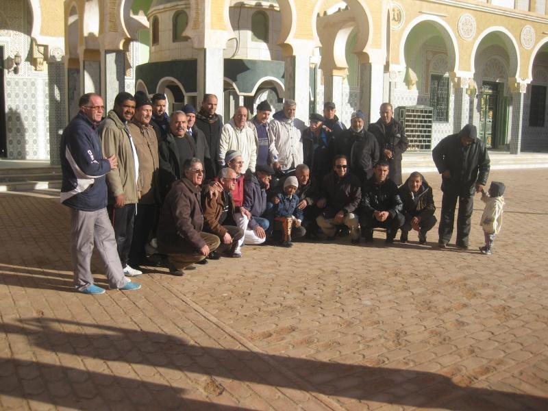 une visite des anciens de ASDellys a Madjouri ancien joueur de ASDellys Img_1413