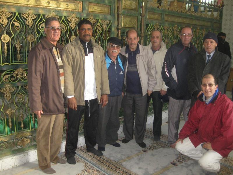 une visite des anciens de ASDellys a Madjouri ancien joueur de ASDellys Img_1414