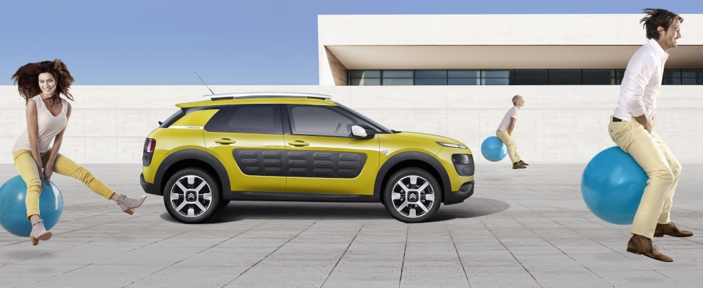 [SUJET OFFICIEL] Citroën C4 Cactus [E31] - Page 2 Citroe34