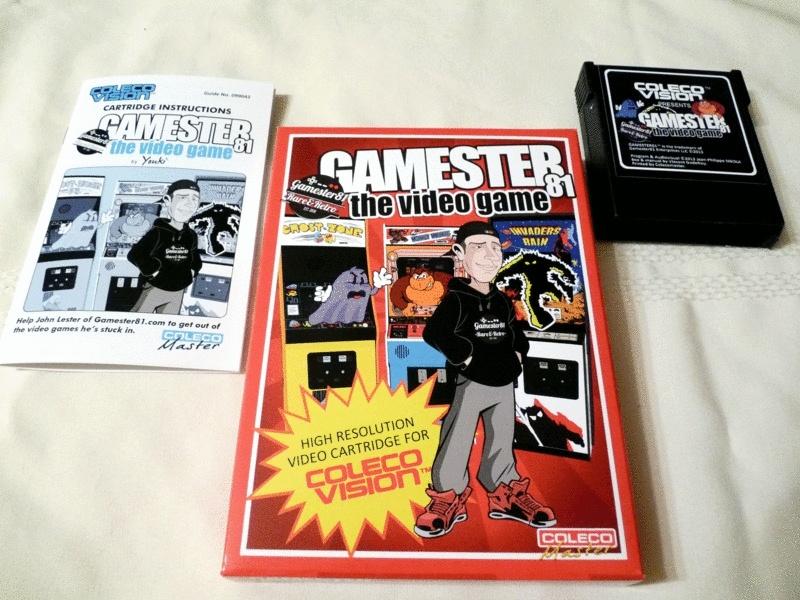 Nouveau jeu sur COLECO : GameSter81 - Page 2 Colgam10