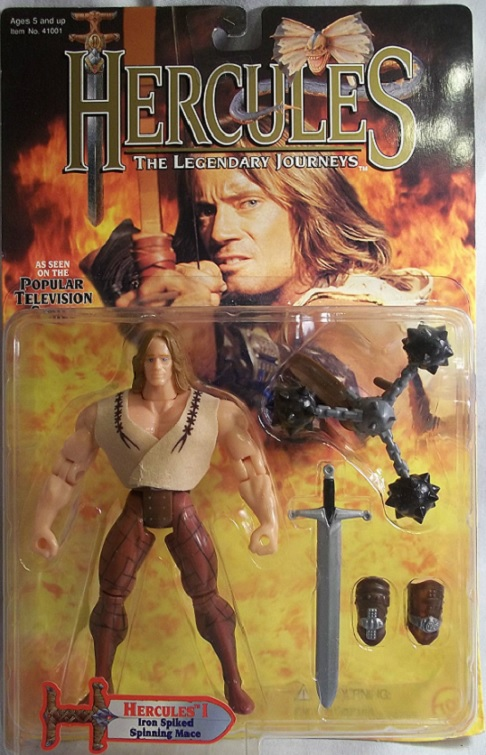 HERCULES - LEGENDARY JOURNEYS (Toybiz) 1995-1997 0113