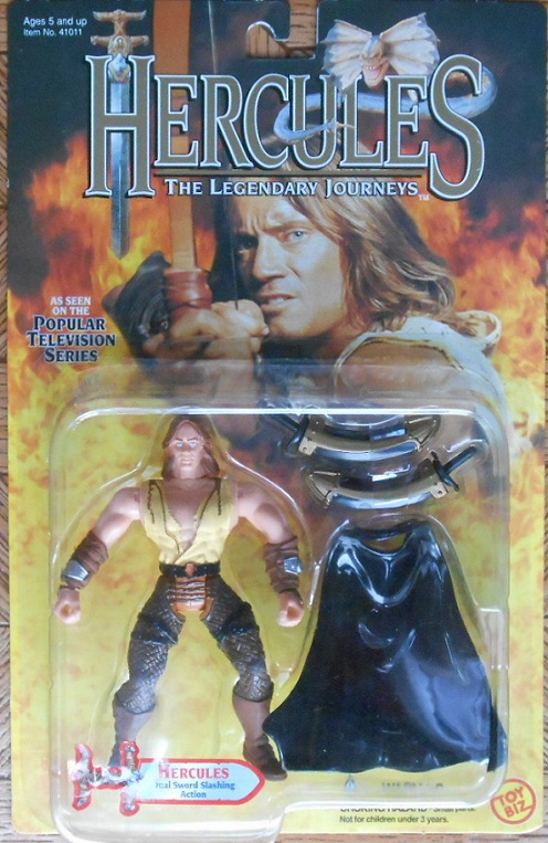 HERCULES - LEGENDARY JOURNEYS (Toybiz) 1995-1997 0114