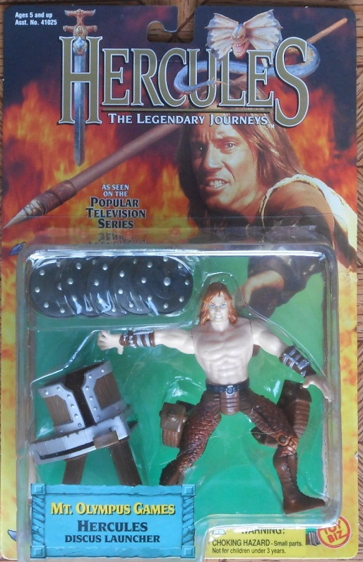 HERCULES - LEGENDARY JOURNEYS (Toybiz) 1995-1997 0115