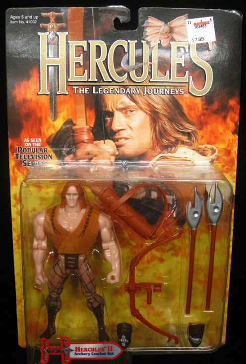 HERCULES - LEGENDARY JOURNEYS (Toybiz) 1995-1997 0214