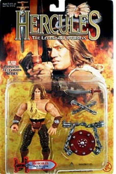 HERCULES - LEGENDARY JOURNEYS (Toybiz) 1995-1997 0215