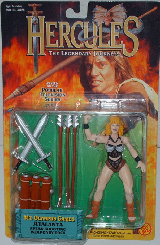 HERCULES - LEGENDARY JOURNEYS (Toybiz) 1995-1997 0216