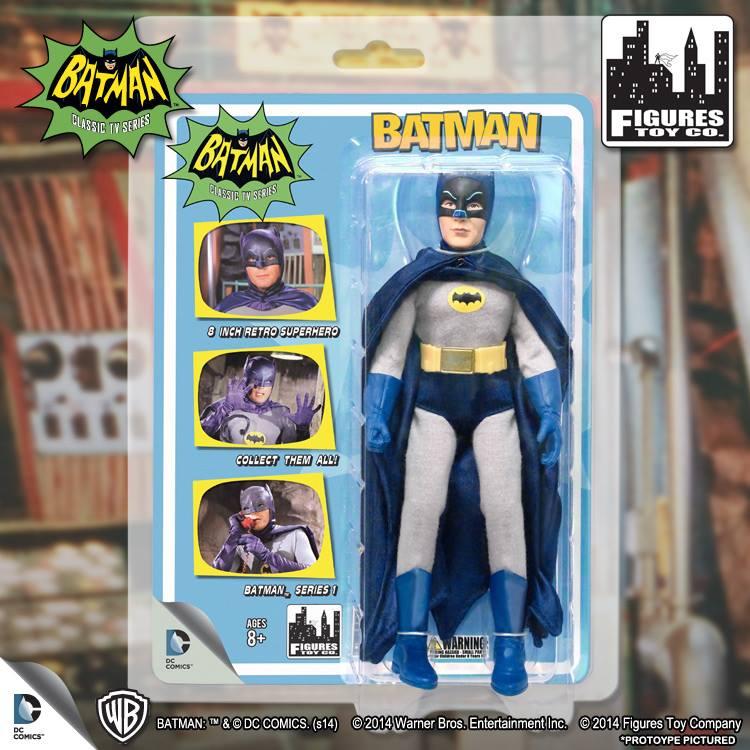 BATMAN 1966 (Mattel) 2013 (Figures Toys) 2014 0224