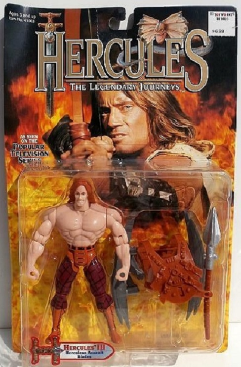 HERCULES - LEGENDARY JOURNEYS (Toybiz) 1995-1997 0315