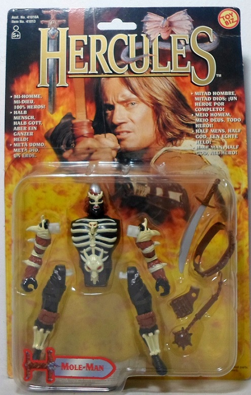 HERCULES - LEGENDARY JOURNEYS (Toybiz) 1995-1997 0316