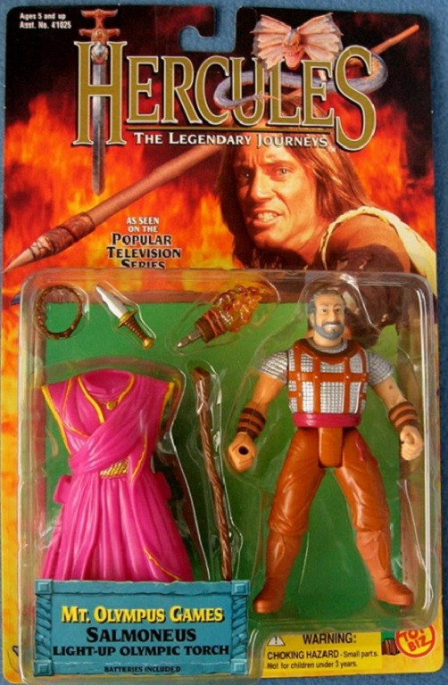 HERCULES - LEGENDARY JOURNEYS (Toybiz) 1995-1997 0317