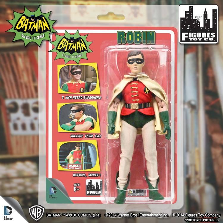 BATMAN 1966 (Mattel) 2013 (Figures Toys) 2014 0326