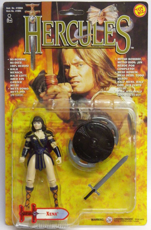 HERCULES - LEGENDARY JOURNEYS (Toybiz) 1995-1997 0414