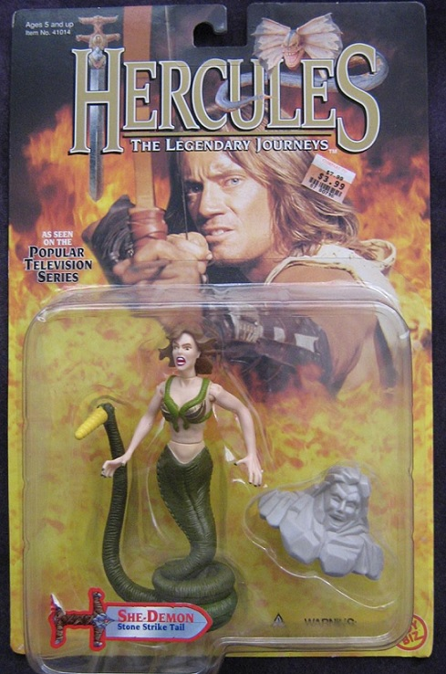 HERCULES - LEGENDARY JOURNEYS (Toybiz) 1995-1997 0415