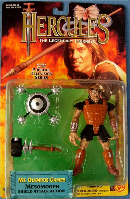 HERCULES - LEGENDARY JOURNEYS (Toybiz) 1995-1997 0416