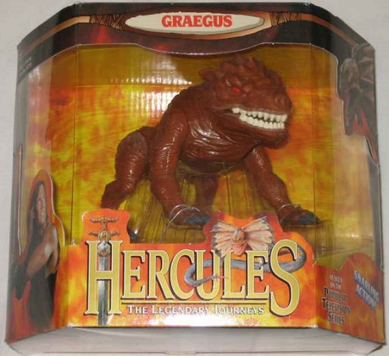HERCULES - LEGENDARY JOURNEYS (Toybiz) 1995-1997 0417