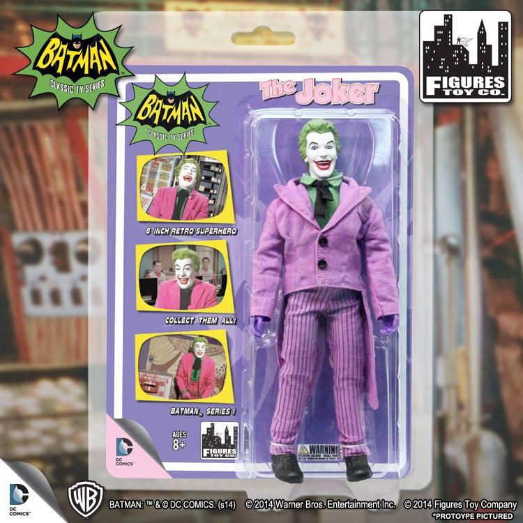 BATMAN 1966 (Mattel) 2013 (Figures Toys) 2014 0425