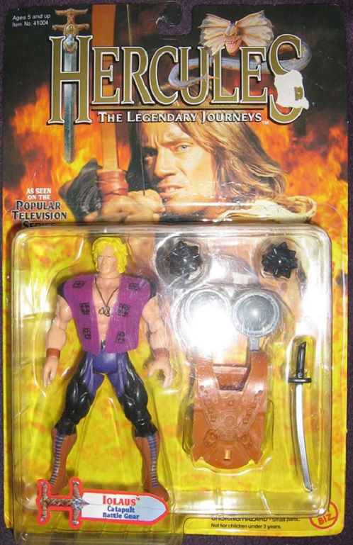 HERCULES - LEGENDARY JOURNEYS (Toybiz) 1995-1997 0513