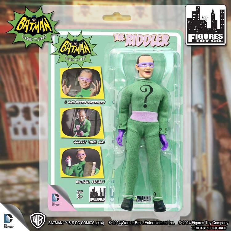 BATMAN 1966 (Mattel) 2013 (Figures Toys) 2014 0522