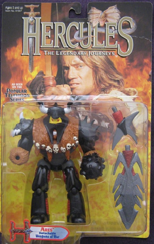 HERCULES - LEGENDARY JOURNEYS (Toybiz) 1995-1997 0612