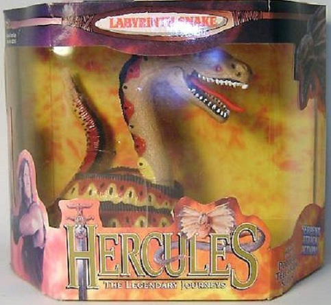 HERCULES - LEGENDARY JOURNEYS (Toybiz) 1995-1997 0614