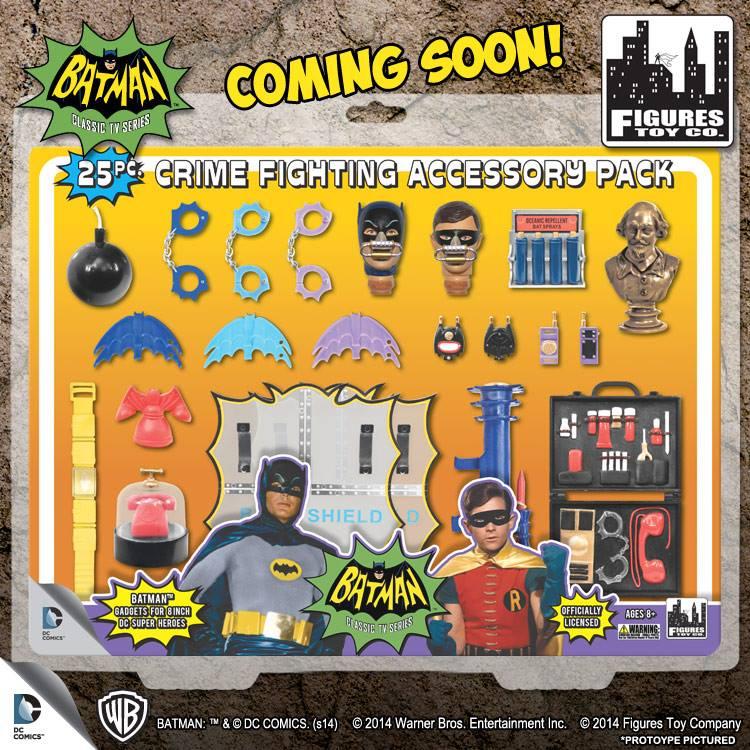 BATMAN 1966 (Mattel) 2013 (Figures Toys) 2014 0621