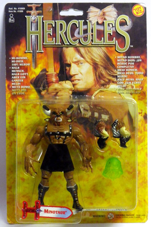 HERCULES - LEGENDARY JOURNEYS (Toybiz) 1995-1997 0713