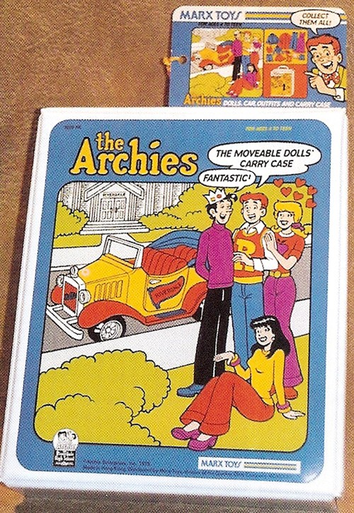 THE ARCHIES (Marx Toys) 1975 0714
