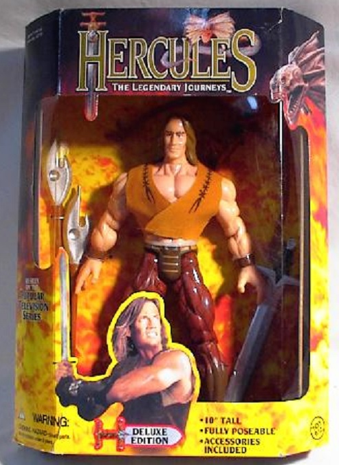 HERCULES - LEGENDARY JOURNEYS (Toybiz) 1995-1997 10_0110