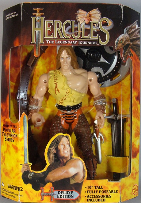 HERCULES - LEGENDARY JOURNEYS (Toybiz) 1995-1997 10_0210