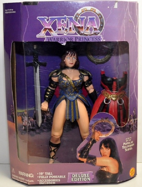 HERCULES - LEGENDARY JOURNEYS (Toybiz) 1995-1997 10_0310