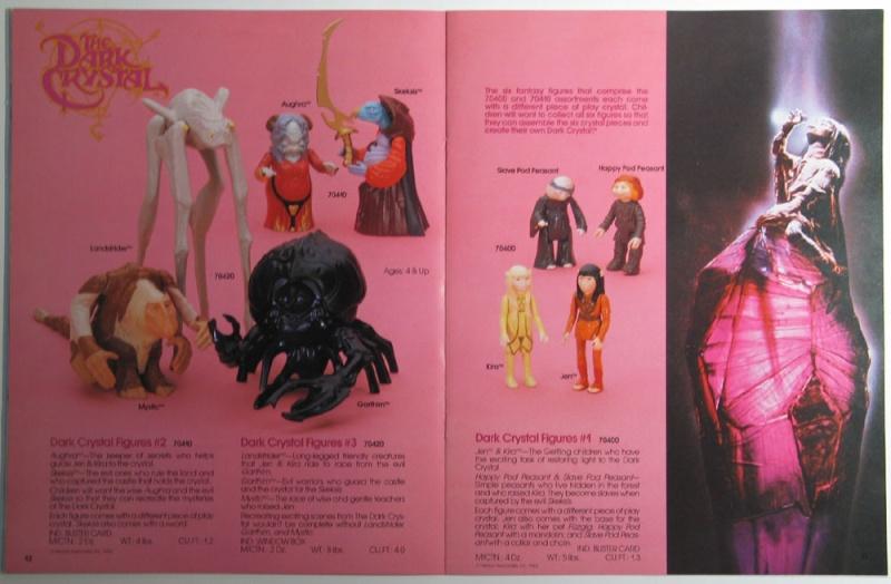 DARK CRYSTAL (Habro, Aviva Toy Company) 1983 1312
