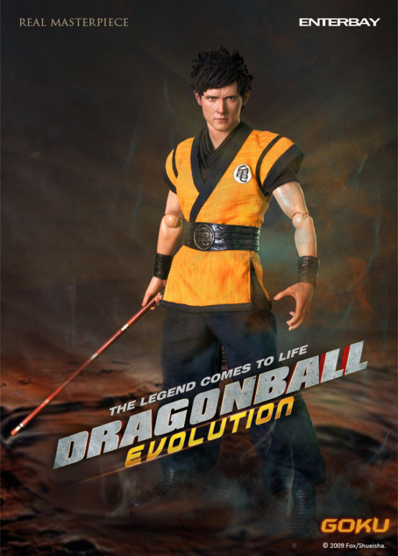 Dragonball Evolution (Bandai) 2009 (Enterbay) 2009 Db0110