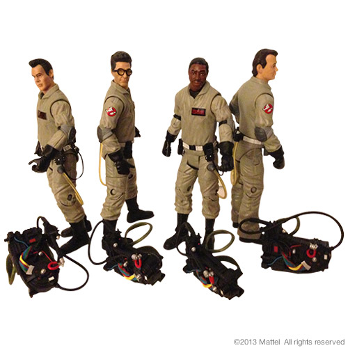 GHOSTBUSTERS-SOS FANTOMES (Mattel) 2009-2015 - Page 6 Ghostb10
