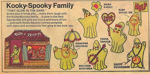 KOOKY SPOOKYS (Hasbro) 1968 Ks_1210