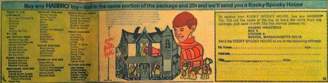 KOOKY SPOOKYS (Hasbro) 1968 Ks_1610