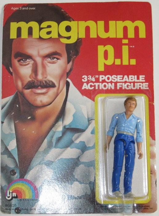 MAGNUM P.I (LJN) 1983 Magnum10