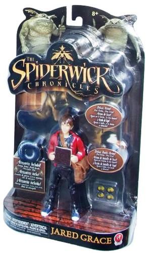 LES CHRONIQUES DE SPIDERWICK (Irwin Toy) (McDonald) 2007 Spider11