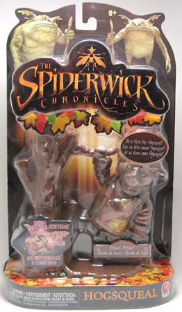 LES CHRONIQUES DE SPIDERWICK (Irwin Toy) (McDonald) 2007 Spider13