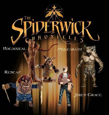 LES CHRONIQUES DE SPIDERWICK (Irwin Toy) (McDonald) 2007 Spider19