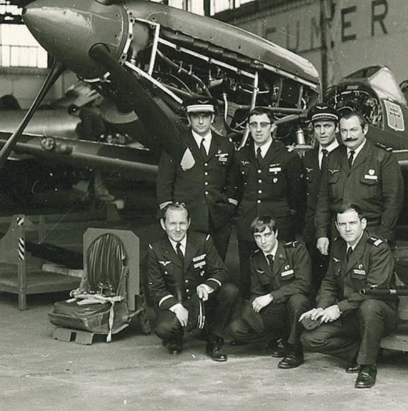 [Aéro divers] Les unités de l'Armée de l'Air par ou vous êtes passés. - Page 2 25429310