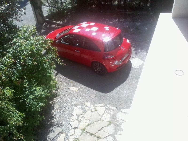 [Bencitrouille] megane rs r26 rouge toro numéro 3115 20140512