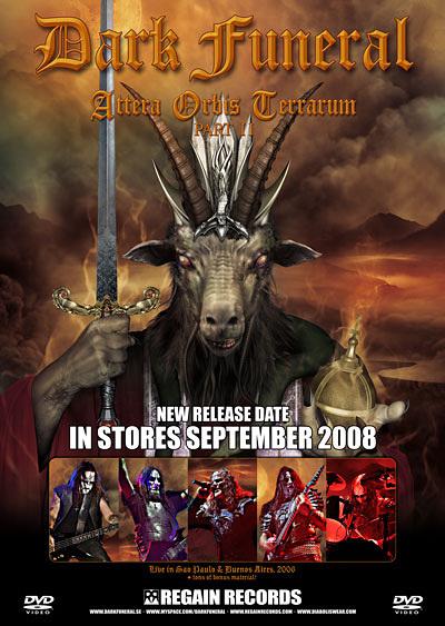 DVD  DARK FUNERAL Df_reg10