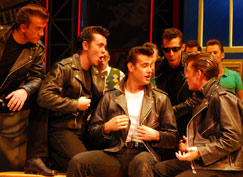 Ray in Grease The Musical Rq_14310