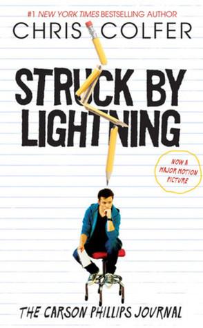STRUCK BY LIGHTNING de Chris Colfer Struck10