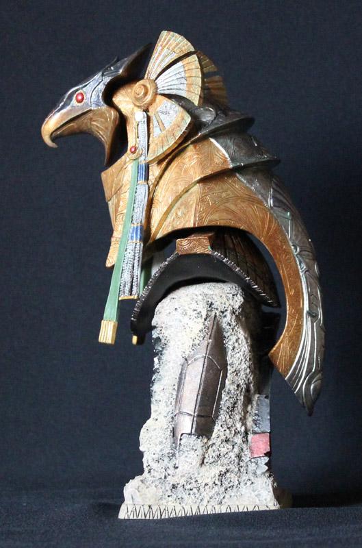 buste HORUS (Stargate) Horus011