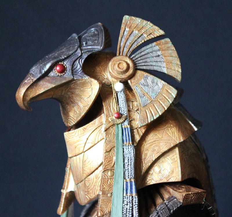buste HORUS (Stargate) Horus012