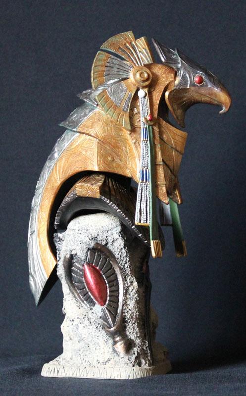 buste HORUS (Stargate) Horus013