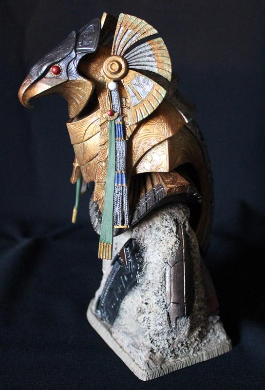 buste HORUS (Stargate) Horus111